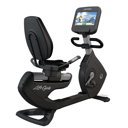 Life Fitness Platinum Club Series with SI Console